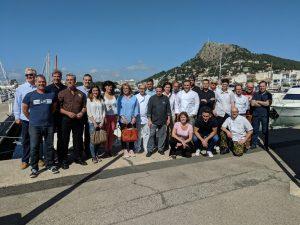 Les Corones participa amb restauradors de l'Escala i l'Estartit en les jornades gastronòmiques de la sèpia i les jornades gastronòmiques de la clova